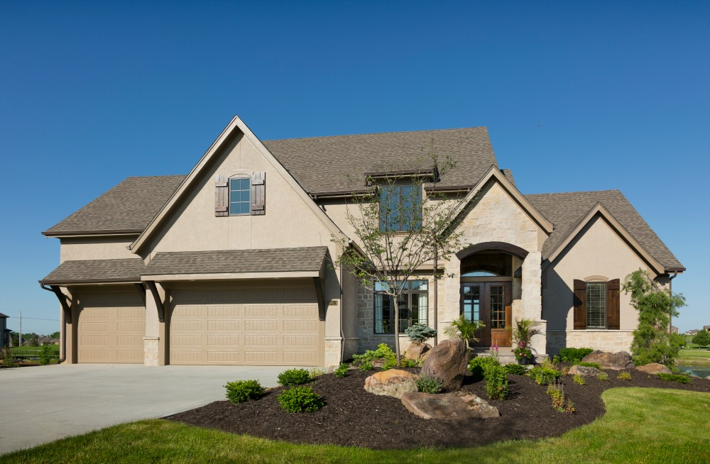 Modern Style Home, Ashner Construction Company