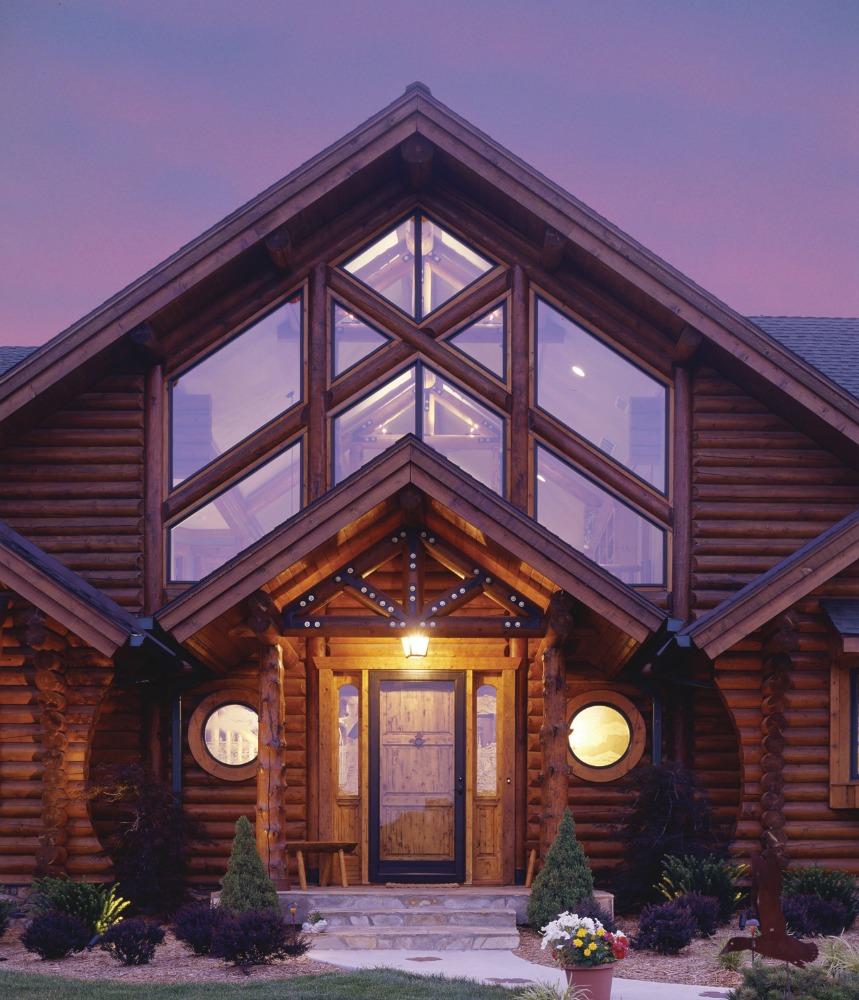 Mountain Lodge Home, Ashner Construction Company