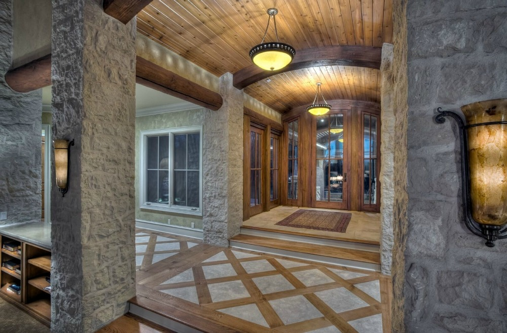 Mountain Lodge Home, Ashner Construction Company