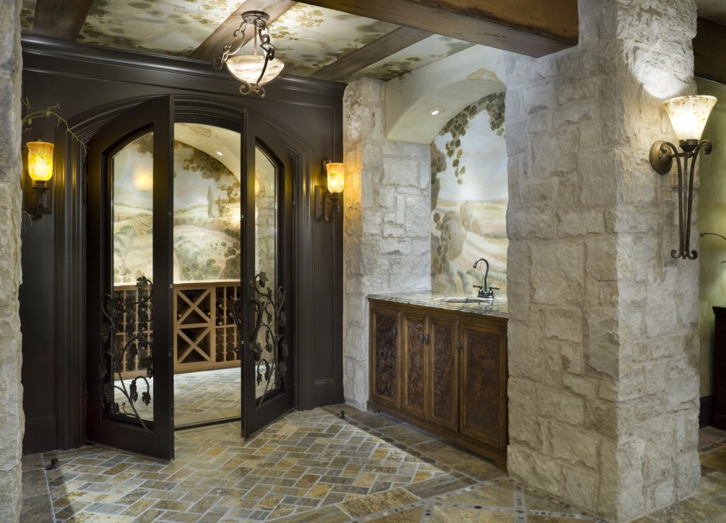 Old World English Style Home Built by Ashner Construction Overland Park Kanas