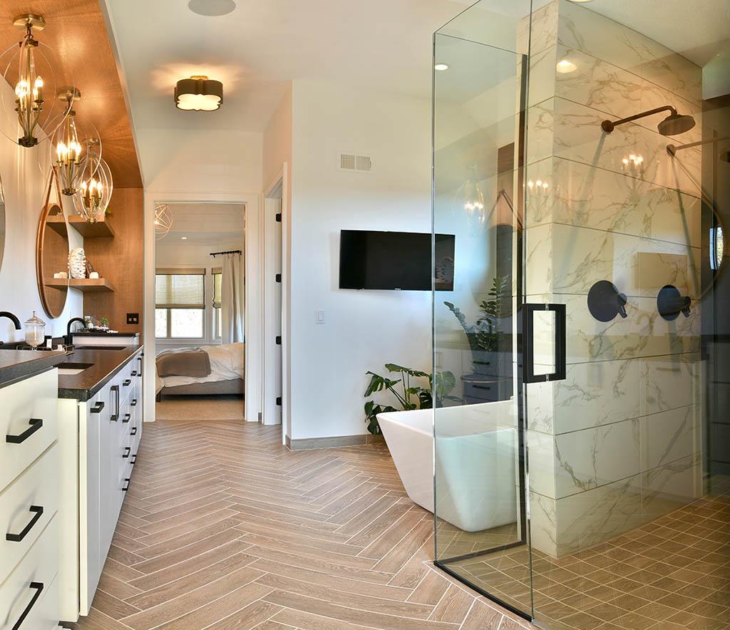 Ashner Construction Company Premier Home Builder - Custom Bathrooms - Custom Home Builder - Artisan Home Builder Located In Overland Park, KS Bathrooms 2