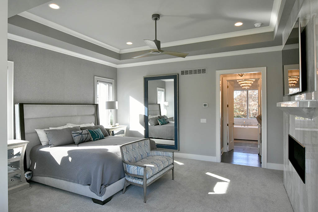 Ashner Construction Company Premier Home Builder - Custom Built Bedrooms - Custom Home Builder - Artisan Home Builder Located In Overland Park, KS 8