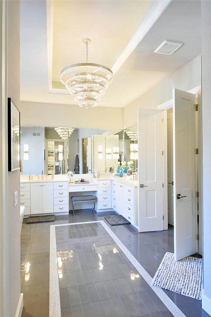 Ashner Construction Company Premier Home Builder - Custom Bathrooms - Custom Home Builder - Artisan Home Builder Located In Overland Park, KS Bathrooms 6