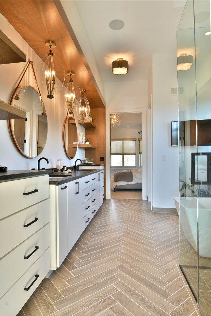 Ashner Construction Company Premier Home Builder - Custom Bathrooms - Custom Home Builder - Artisan Home Builder Located In Overland Park, KS Bathrooms 21