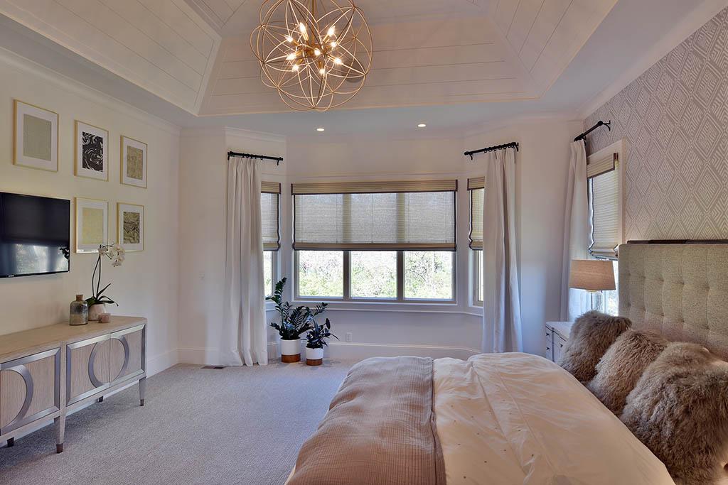 Ashner Construction Company Premier Home Builder - Custom Built Bedrooms - Custom Home Builder - Artisan Home Builder Located In Overland Park, KS 4