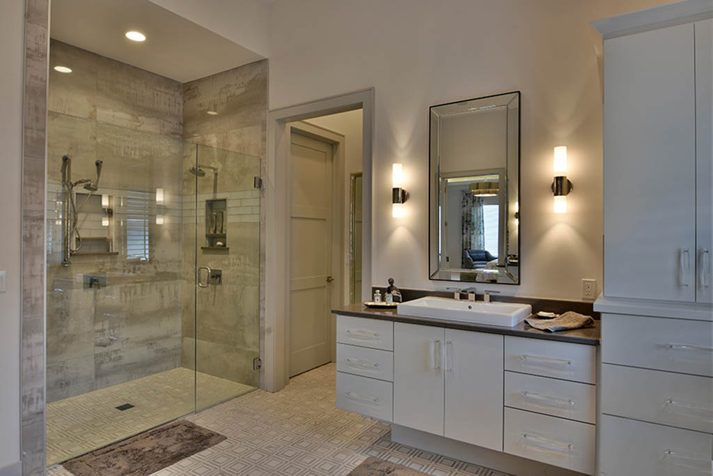 Ashner Construction Company Premier Home Builder - Custom Bathrooms - Custom Home Builder - Artisan Home Builder Located In Overland Park, KS Bathrooms 25