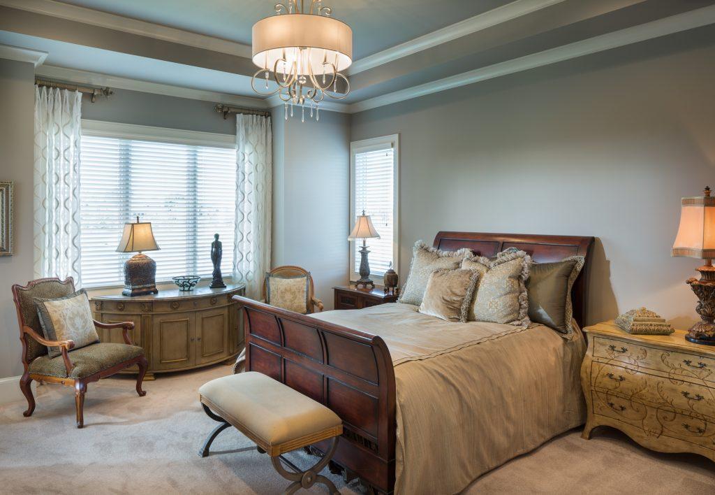 Ashner Construction Company Premier Home Builder - Custom Built Bedrooms - Custom Home Builder - Artisan Home Builder Located In Overland Park, KS 16