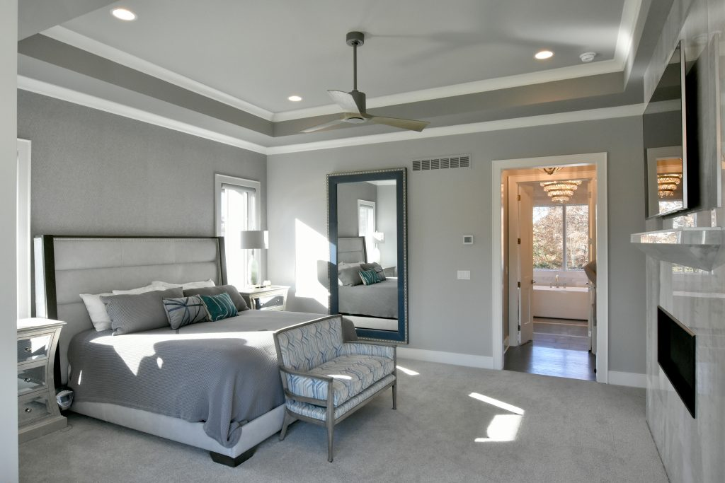 Ashner Construction Company Premier Home Builder - Custom Built Bedrooms - Custom Home Builder - Artisan Home Builder Located In Overland Park, KS 18