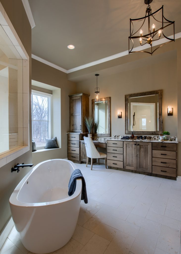 Ashner Construction Company Premier Home Builder - Custom Bathrooms - Custom Home Builder - Artisan Home Builder Located In Overland Park, KS Bathrooms 36