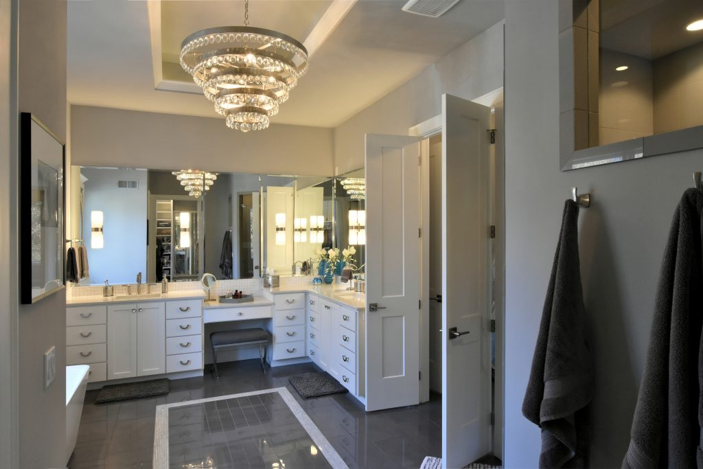 Ashner Construction Company Premier Home Builder - Custom Bathrooms - Custom Home Builder - Artisan Home Builder Located In Overland Park, KS Bathrooms 8