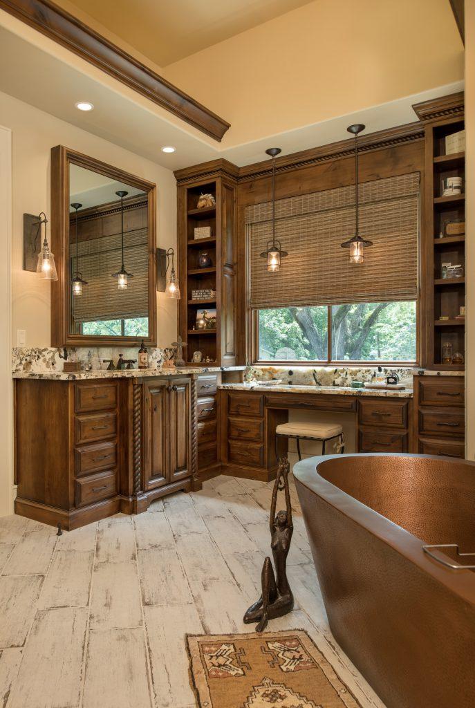 Ashner Construction Company Premier Home Builder - Custom Bathrooms - Custom Home Builder - Artisan Home Builder Located In Overland Park, KS Bathrooms 41