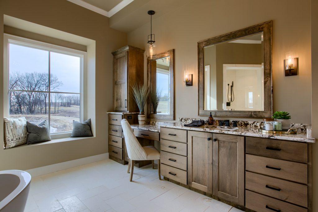 Ashner Construction Company Premier Home Builder - Custom Bathrooms - Custom Home Builder - Artisan Home Builder Located In Overland Park, KS Bathrooms 37