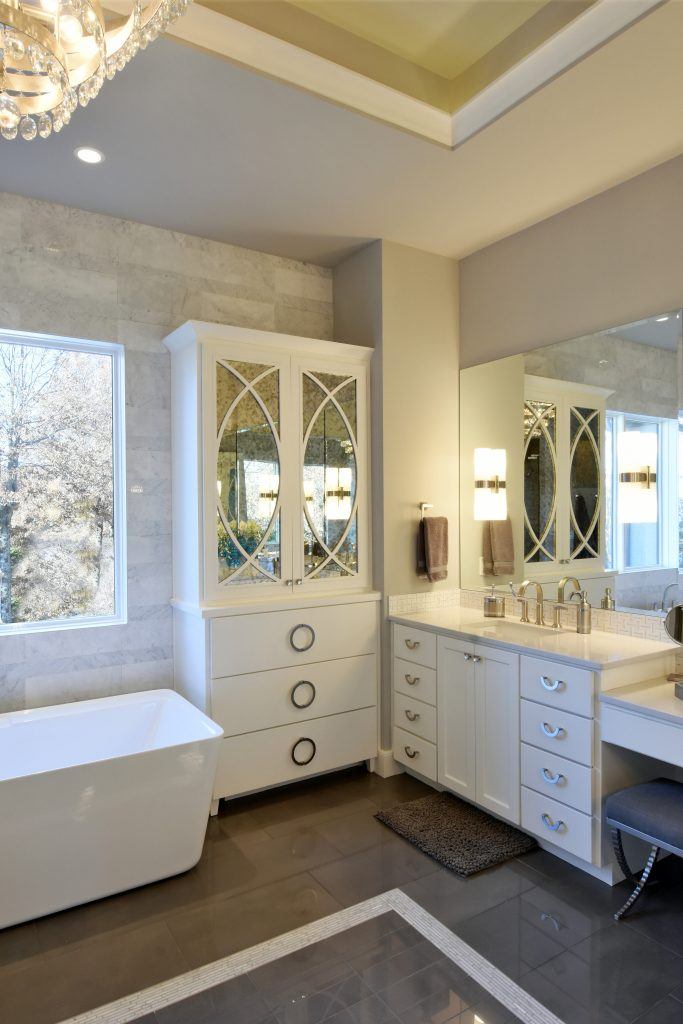 Ashner Construction Company Premier Home Builder - Custom Bathrooms - Custom Home Builder - Artisan Home Builder Located In Overland Park, KS Bathrooms 31